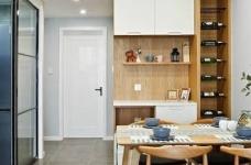 89㎡北欧风格家居装修设计,时尚简洁又不失温馨自然! 图_9