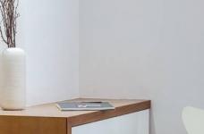 92㎡日式与北欧风格混搭的家居装修设计案例!图_6