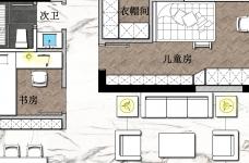 招商1872-151平-新中式-清雅轩图_6