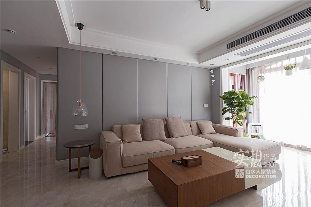 120平四室两厅现代简约混搭风图_10