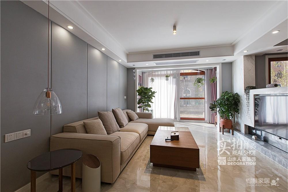120平四室两厅现代简约混搭风图_11
