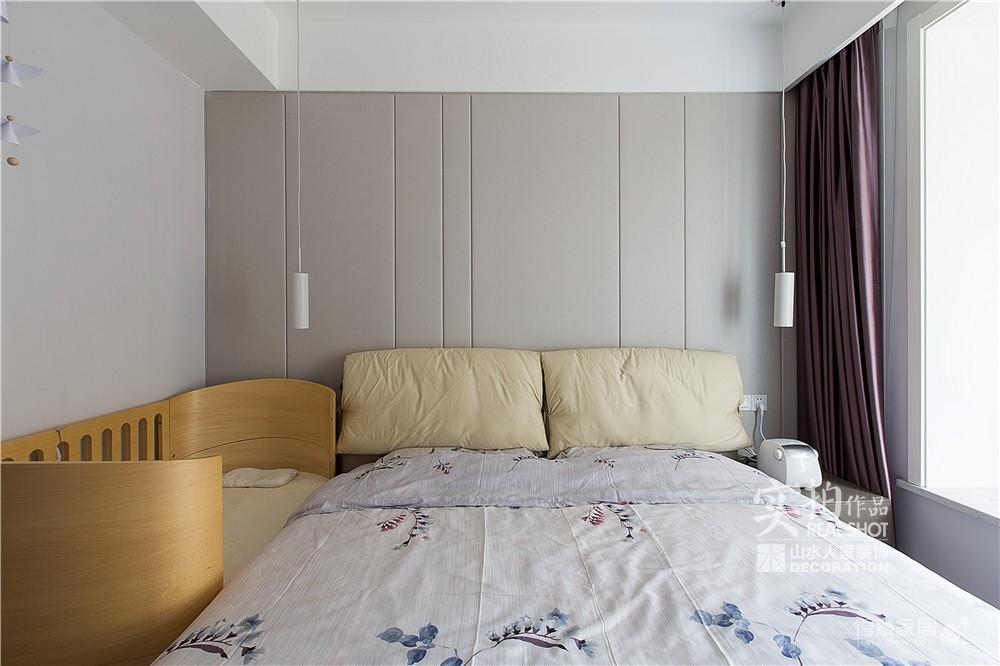120平四室两厅现代简约混搭风图_16