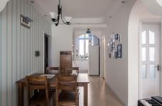 圆拱门让生活更有情调,还有一半书房一半卧室,办公生活两不误图_20