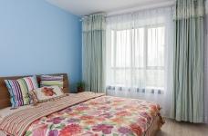 圆拱门让生活更有情调,还有一半书房一半卧室,办公生活两不误图_14