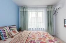 圆拱门让生活更有情调,还有一半书房一半卧室,办公生活两不误图_19