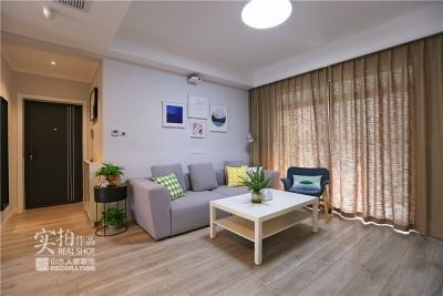 111平清新三室两厅两卫北欧