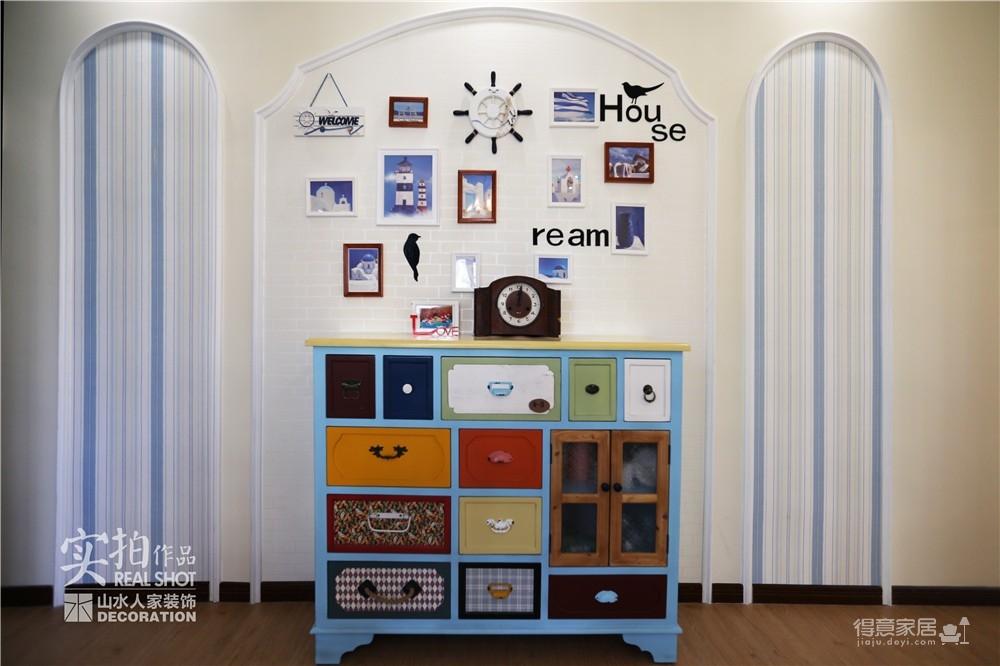 125平三室两厅地中海图_4