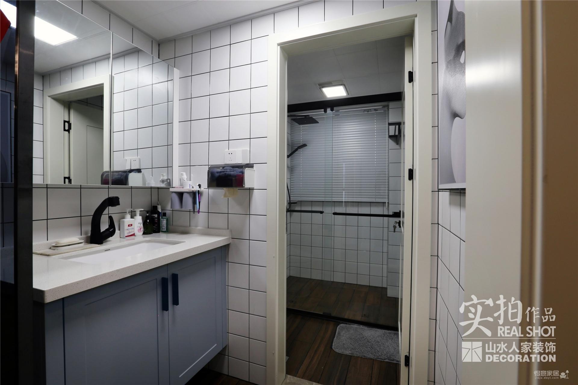 160平四室两厅现代图_5