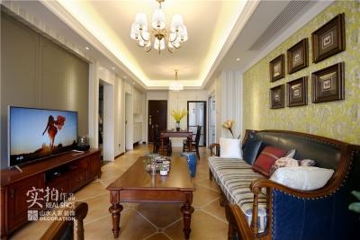 90平三室两厅美式