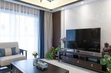 广电兰亭时代140平三室新中式图_7