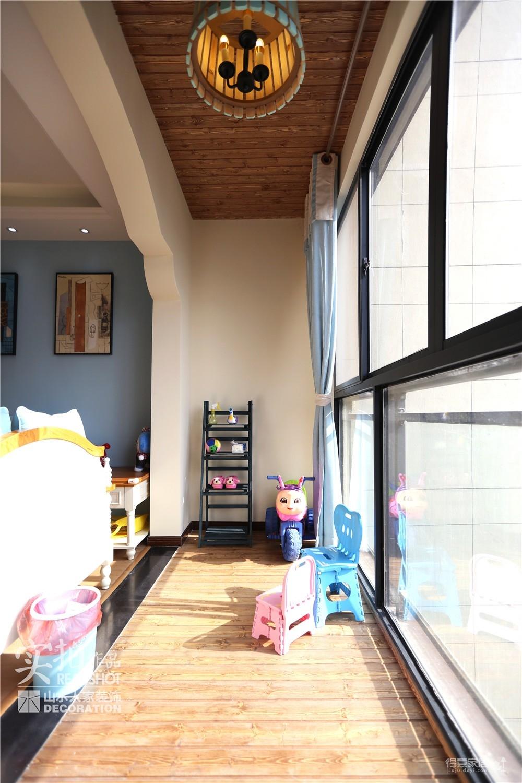 125平三室两厅地中海图_13