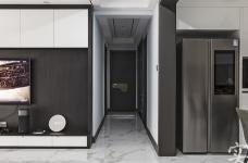 纽宾凯汉city133平三室两厅现代图_7