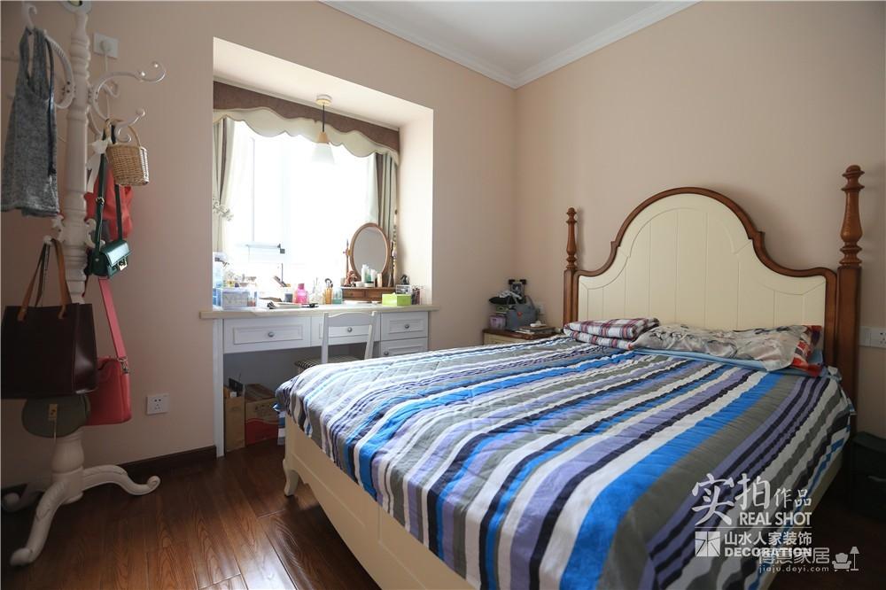 美林青城110平三室两厅简美