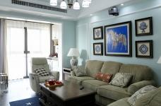 103平三室两厅美式风图_1