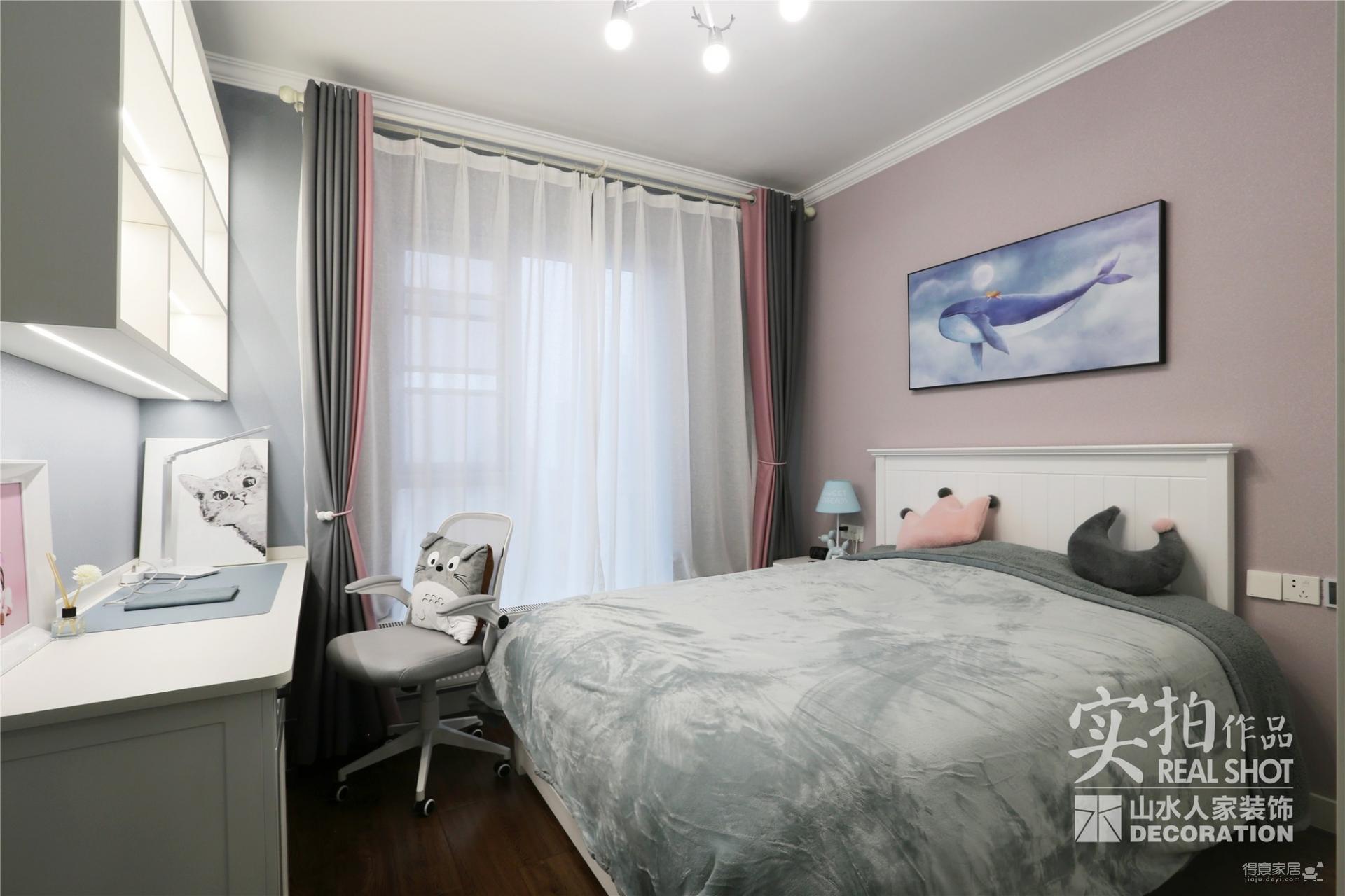 160平四室两厅现代图_13