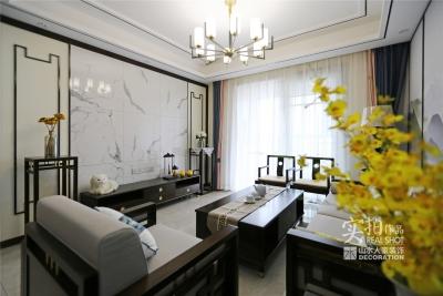 118平三室红霞雅苑新中式