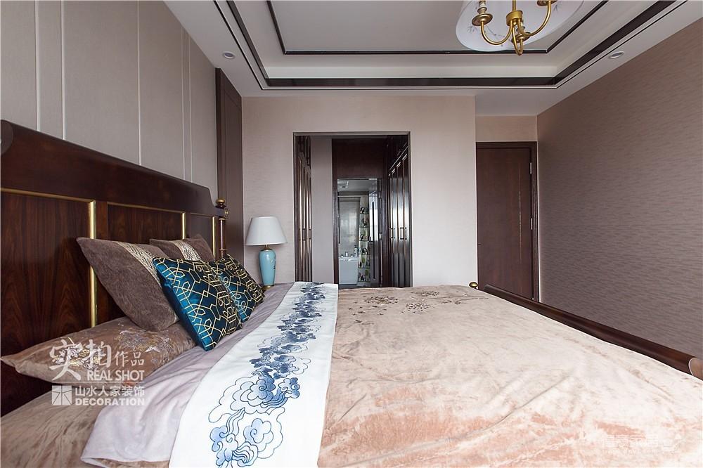 广电兰亭时代140平三室新中式图_11