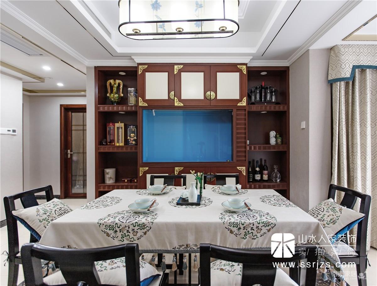 151平三室两厅一厨两卫中式图_17