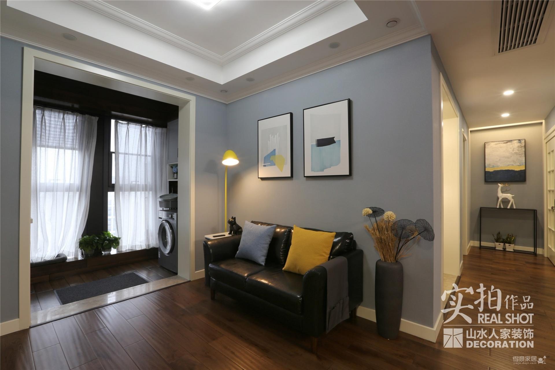 160平四室两厅现代图_3