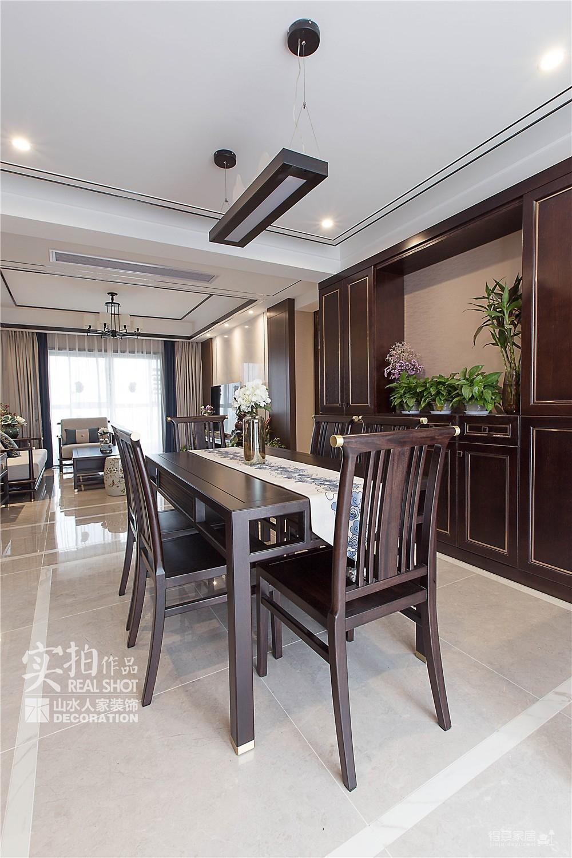 广电兰亭时代140平三室新中式图_17