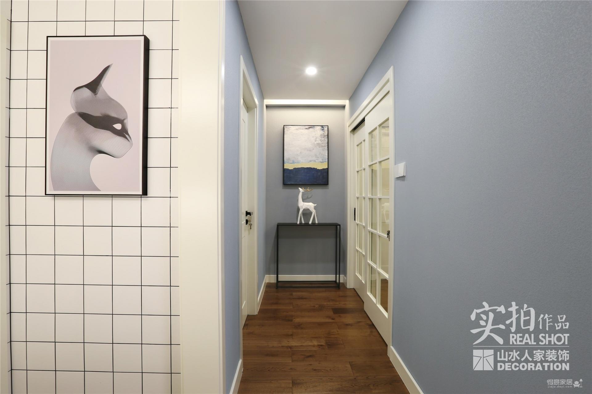 160平四室两厅现代图_4