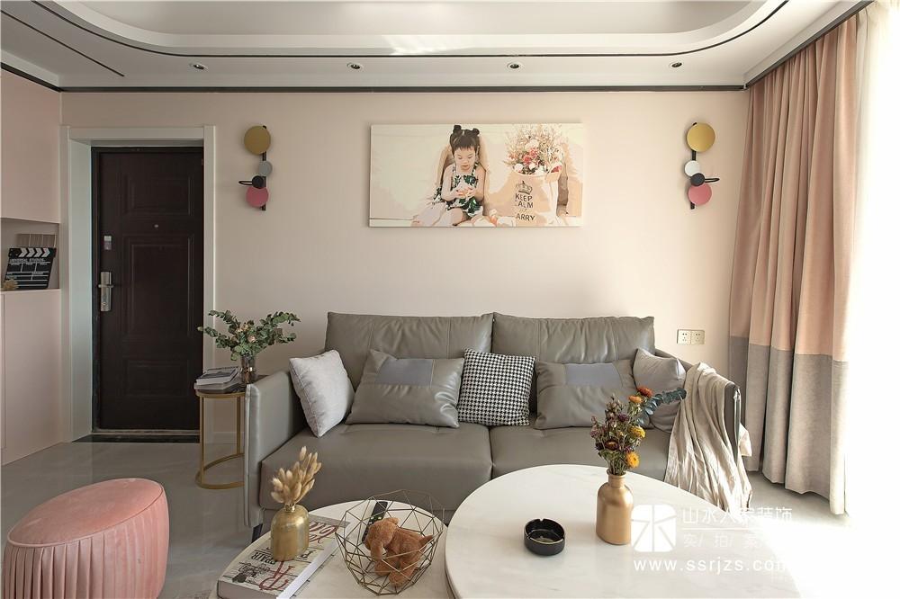 115平三房两厅两卫粉红轻奢图_19