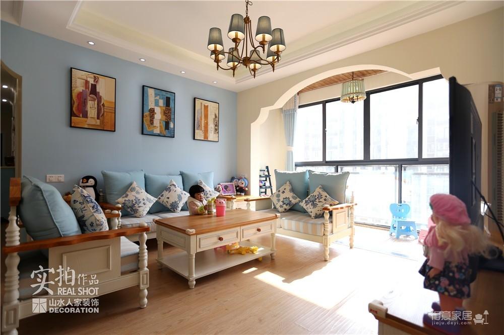 125平三室两厅地中海图_1