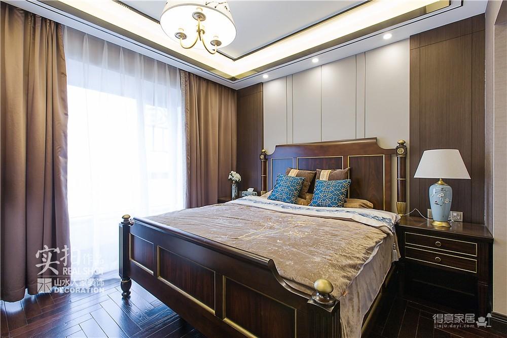 广电兰亭时代140平三室新中式图_14