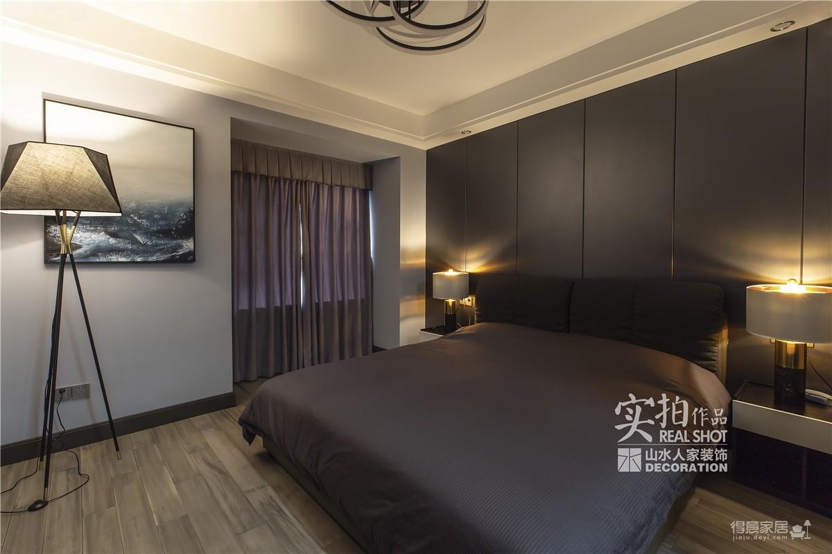 纽宾凯汉city133平三室两厅现代图_14