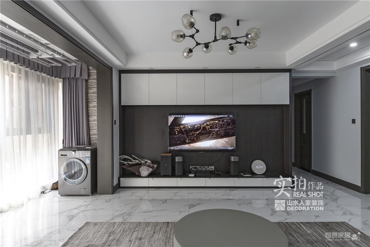 纽宾凯汉city133平三室两厅现代图_8