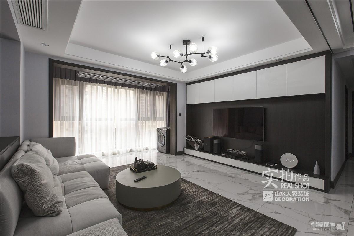 纽宾凯汉city133平三室两厅现代图_1