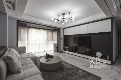 纽宾凯汉city133平三室两厅现代