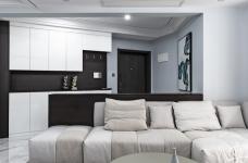 纽宾凯汉city133平三室两厅现代图_5