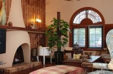 地中海风格精装别墅案例分享图_1