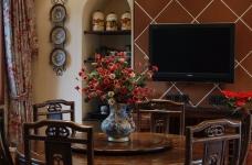 地中海风格精装别墅案例分享图_4