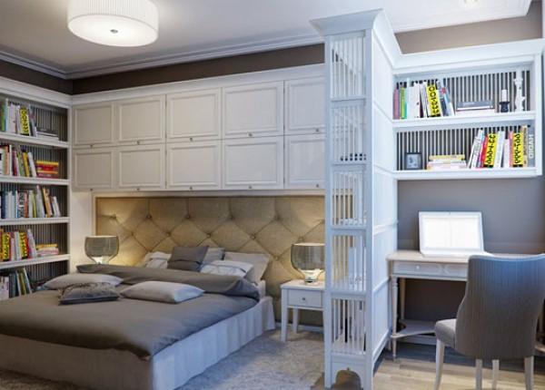 ●卧室小怎么装修比较好