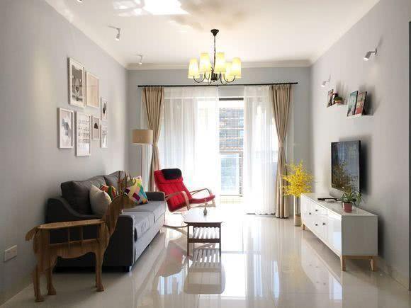 ●90平新房花13万简单装修