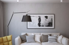 客厅面积再小,也能装出一番风景图_2