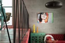 休闲工业风loft,酷酷的风格有人喜欢吗图_1