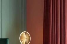 1+1>2 红绿CP喜形于色,精装房也能时髦高调图_17