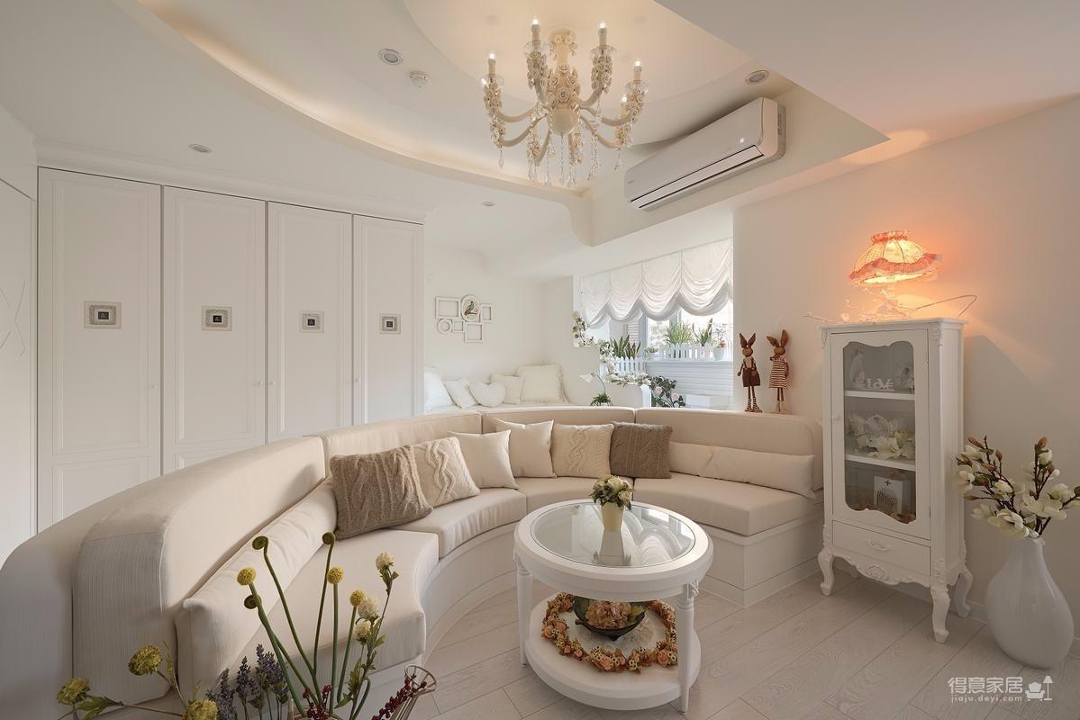 地中海风格,打造梦幻浪漫的庄园
