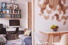 简单的一居室竟然可以这样设计?图_1