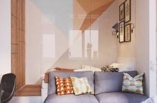 简单的一居室竟然可以这样设计?图_3
