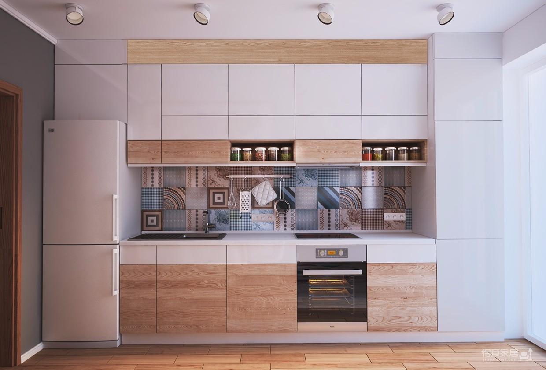 简单的一居室竟然可以这样设计?