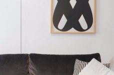 三室两厅装修案例 北欧风美家鉴赏图_1