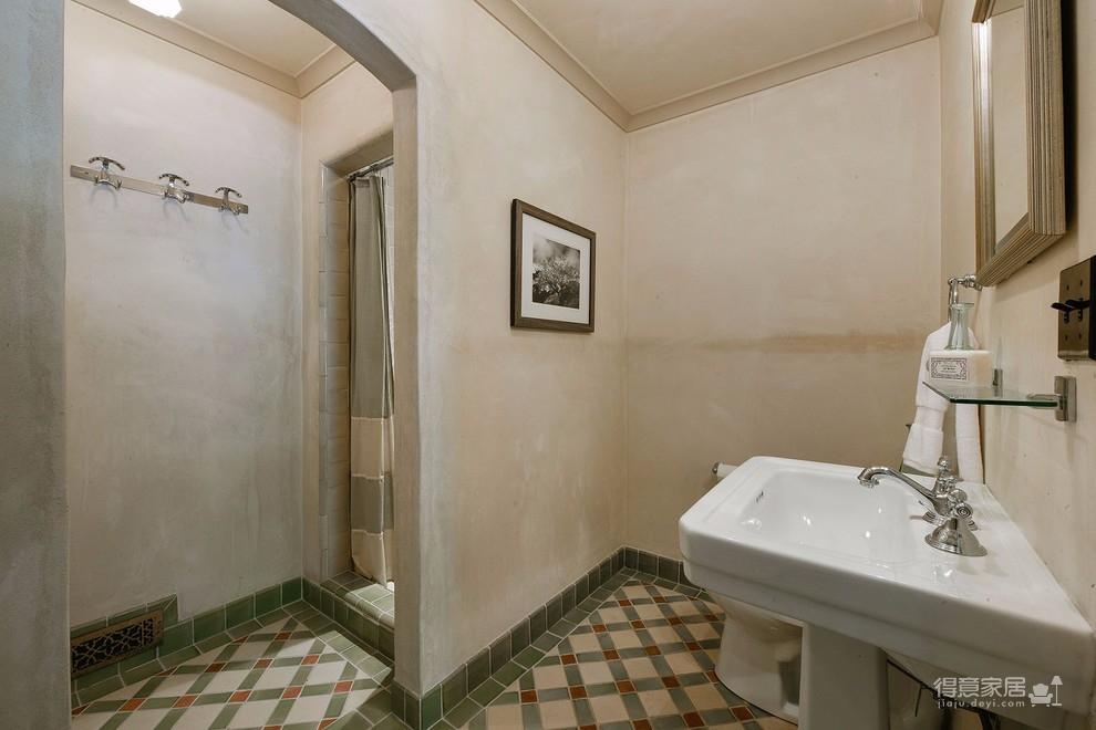 地中海风-三居室可以这么装