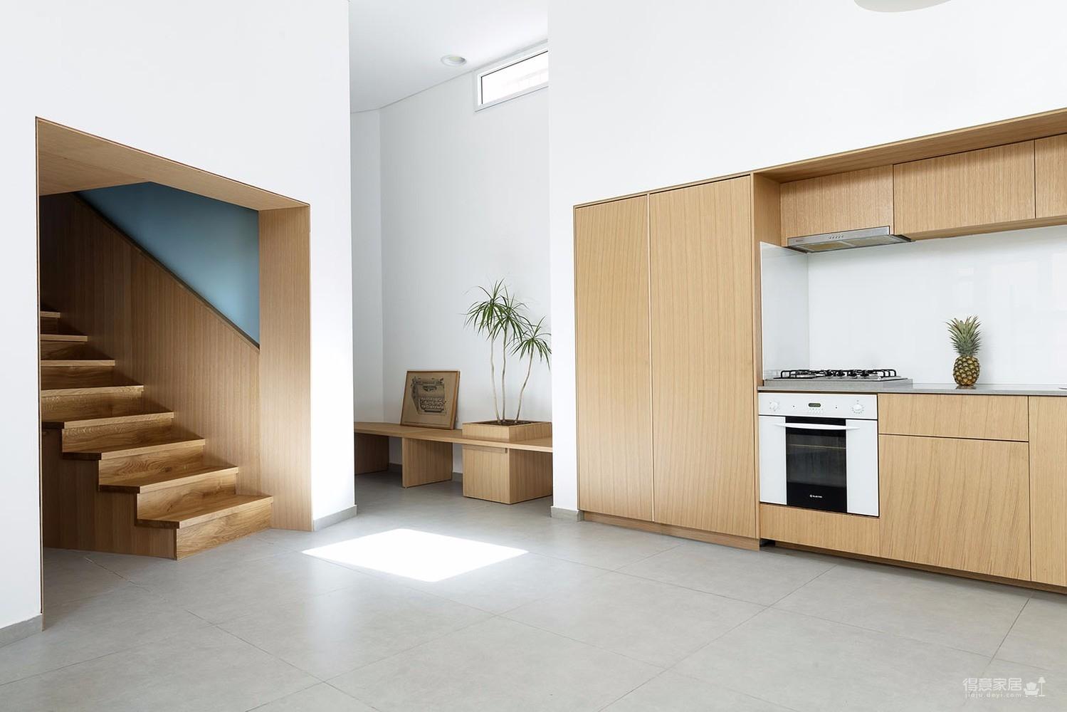北欧loft小户型也能装出空间感图_3