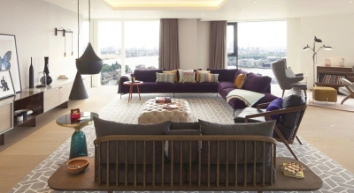 80平米老房改造,秒变清新自然的简约北欧风格,美爆了!