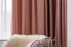 126平现代美式风装修,喜欢粉色和灰色搭配的家,温馨又有情趣图_8