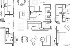 意式公寓风—中侨观邸图_6